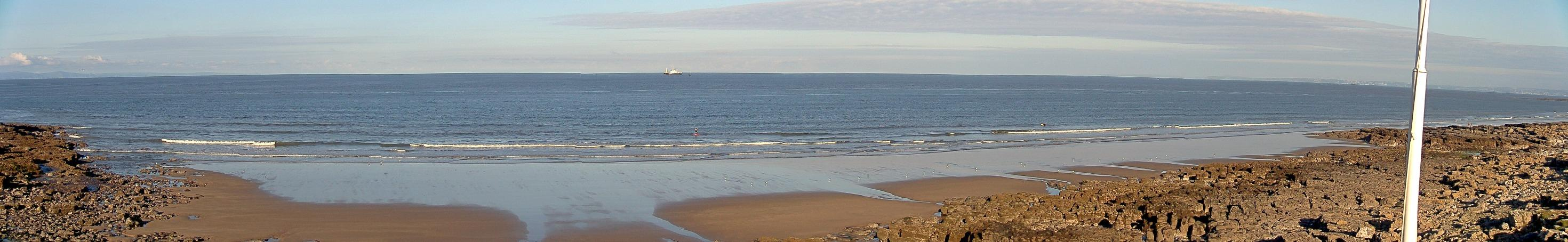 Latest webcam still for Porthcawl - Rest Bay