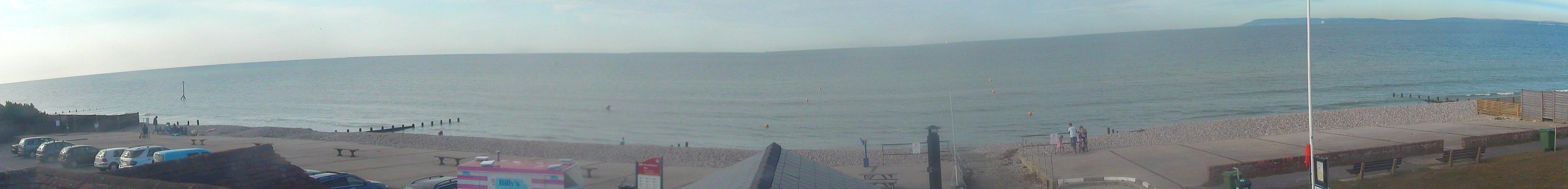 Webcam mais recente para Bracklesham Bay