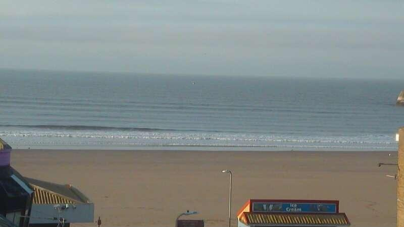 Webcam image from Porthcawl - Coney Beach