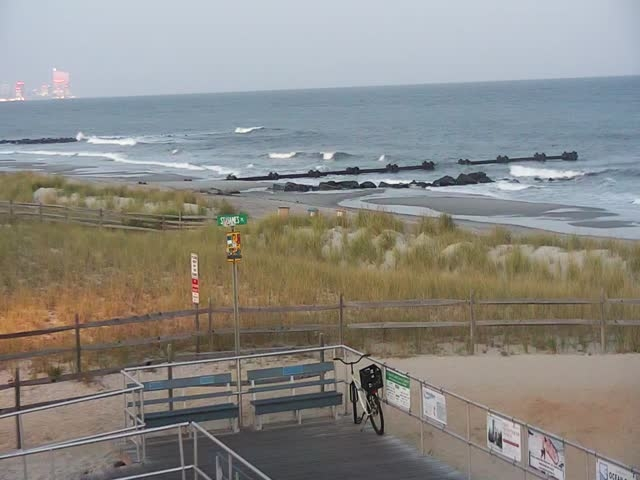Webcam image from Ocean City, NJ