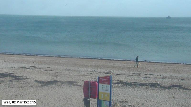 Webcam image from Falmouth